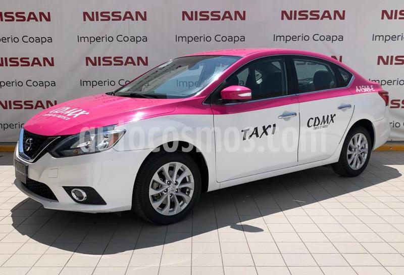 Nissan Sentra Advance usado (2017) color Blanco precio $180,000