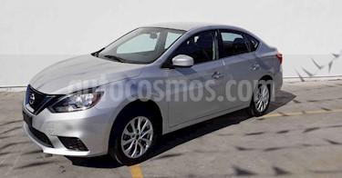 Nissan Sentra 4p Sense L4/1.8 Aut usado (2018) color Plata precio $179,900