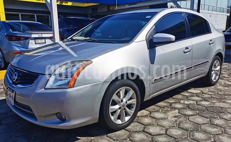 Nissan Sentra Elite CVT Xtronic usado (2012) color Plata precio $125,000