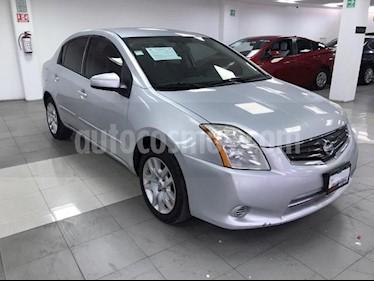 Nissan Sentra 4P CUSTOM L4 2L 140 CP MAN usado (2010) color Plata precio $100,000