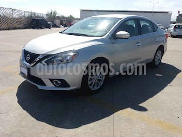 Nissan Sentra 4p Advance L4/1.8 Aut usado (2019) color Plata precio $244,900