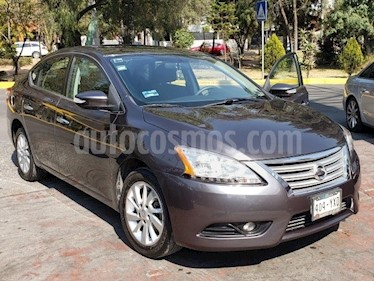 Nissan Sentra Advance usado (2013) color Gris Oxford precio $132,000