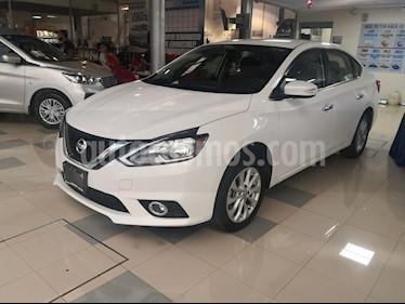 Foto Nissan Sentra Advance usado (2017) color Blanco precio $214,000