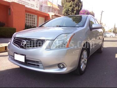 Nissan Sentra Emotion CVT Xtronic usado (2012) color Plata precio $113,000
