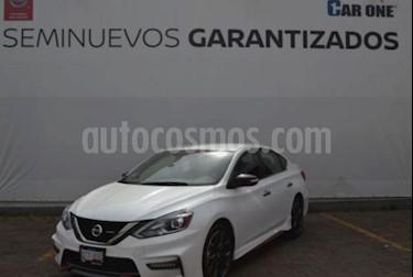 Nissan Sentra Nismo usado (2019) color Blanco precio $339,900