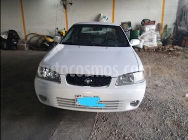 Nissan Sentra GXE L1 1.8L Aut usado (2002) color Blanco precio $40,000
