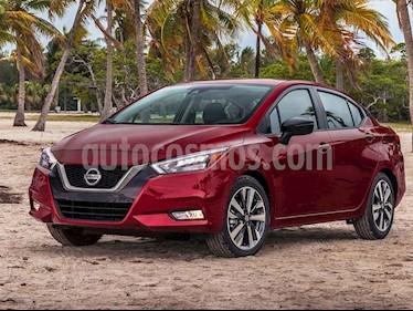 Nissan Sentra 4p Advance L4/1.8 Aut usado (2019) color Naranja precio $14,000,000