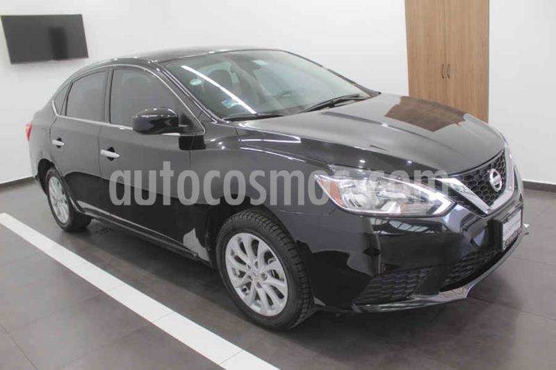 Nissan Sentra Sense usado (2018) color Negro precio $199,000