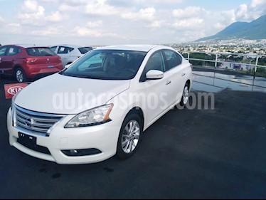 Nissan Sentra Advance usado (2016) color Blanco precio $159,900