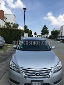 Nissan Sentra Sense Aut usado (2013) color Gris precio $146,000