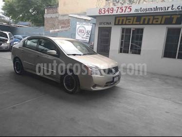 Nissan Sentra Premium usado (2010) color Dorado precio $115,000