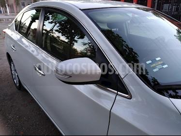 Nissan Sentra Advance usado (2016) color Blanco Perla precio $160,000