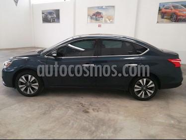 Nissan Sentra Exclusive Aut  usado (2017) color Acero precio $230,000