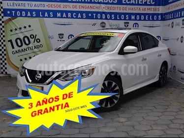 Foto Nissan Sentra SR Turbo usado (2017) color Blanco precio $279,000