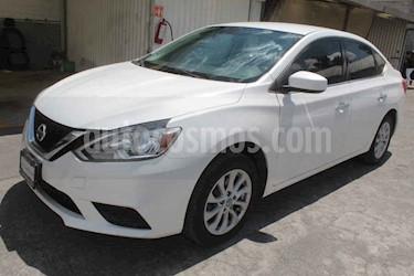 Nissan Sentra Sense usado (2017) color Blanco precio $179,000