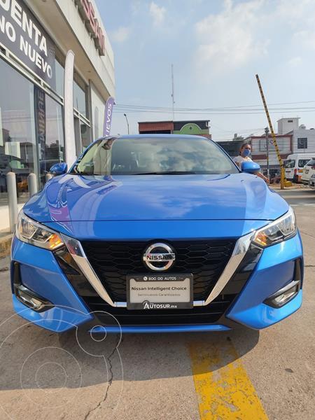 Foto Nissan Sentra Advance usado (2020) color Azul Claro precio $330,000