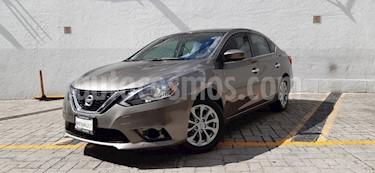 Nissan Sentra Sense usado (2017) color Acero precio $185,000