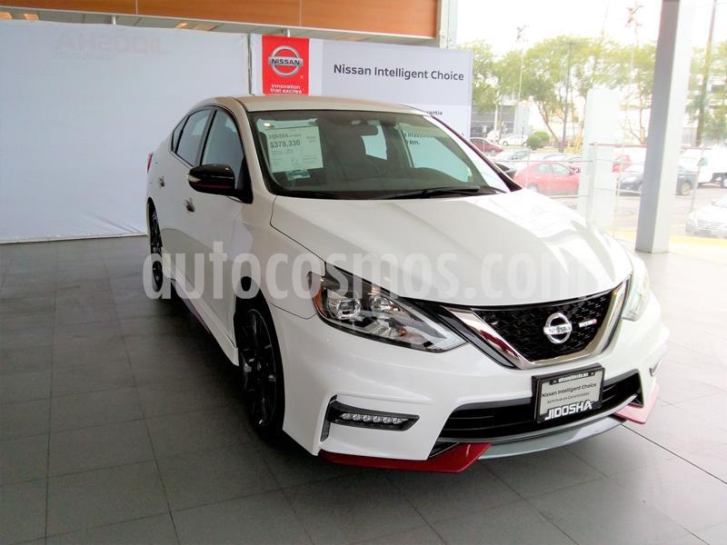 Nissan Sentra Nismo usado (2018) color Blanco precio $352,000