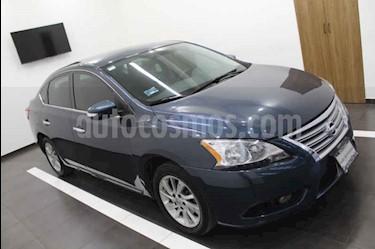 Foto Nissan Sentra Advance usado (2015) color Azul precio $145,000