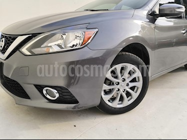 Nissan Sentra Advance usado (2017) color Gris precio $200,000