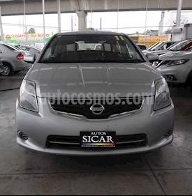 Nissan Sentra Emotion CVT Xtronic usado (2011) color Plata precio $109,000