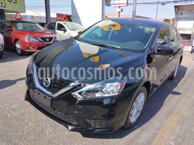 Nissan Sentra Sense Aut usado (2019) color Negro precio $239,000