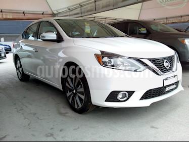 Nissan Sentra Exclusive Aut  usado (2018) color Blanco precio $312,396