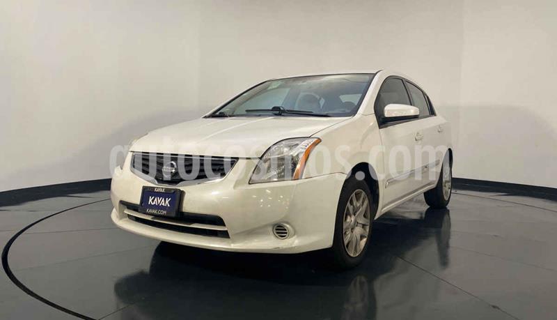 Nissan Sentra Custom usado (2012) color Blanco precio $114,999