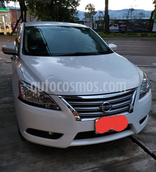 Nissan Sentra Advance usado (2015) color Blanco precio $159,750