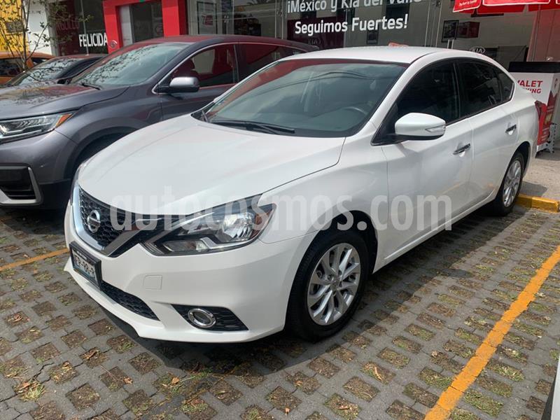 Nissan Sentra Advance usado (2017) color Blanco precio $229,000