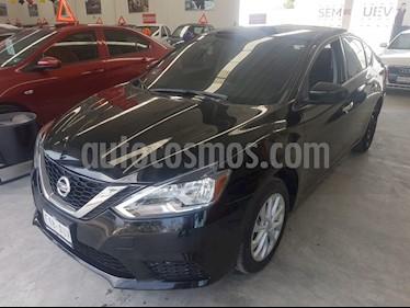 Foto Nissan Sentra Sense usado (2018) color Negro precio $215,000