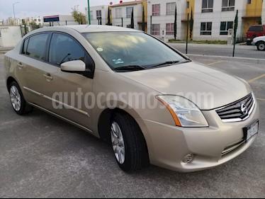 Nissan Sentra Custom usado (2012) color Arena precio $90,000