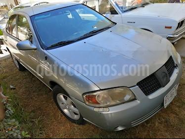 Nissan Sentra GXE L1 1.8L usado (2004) color Gris Plata  precio $49,500