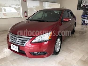 Nissan Sentra Advance Aut usado (2016) color Rojo precio $179,000