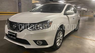 Nissan Sentra Advance Aut usado (2018) color Blanco precio $219,500
