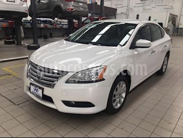 Nissan Sentra Advance Aut usado (2016) color Blanco precio $179,000