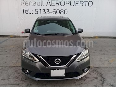Nissan Sentra Advance usado (2017) color Gris Oxford precio $219,000