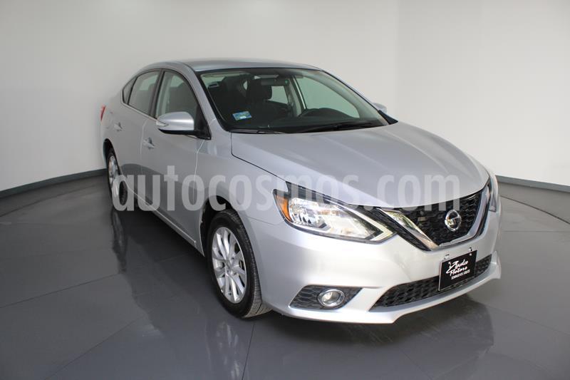 Nissan Sentra Advance usado (2019) color Plata precio $229,000