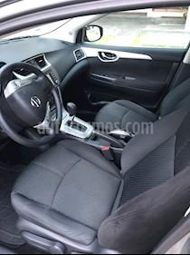 Nissan Sentra SR NAVI Aut usado (2013) color Gris Oxford precio $163,000