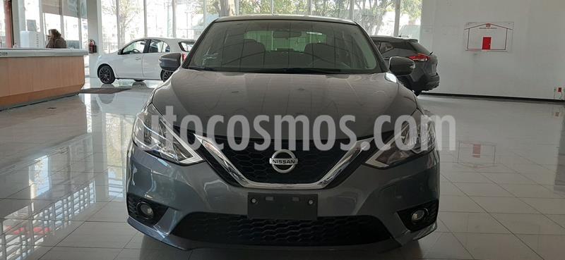 Nissan Sentra Sense usado (2018) color Gris precio $202,000