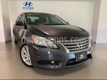Nissan Sentra Exclusive Aut NAVI usado (2013) color Blanco precio $163,000