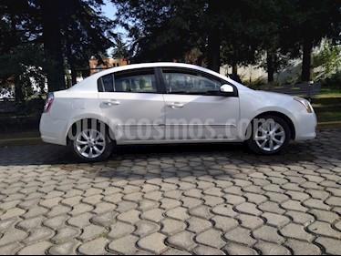 Nissan Sentra Emotion usado (2010) color Blanco Perla precio $100,000