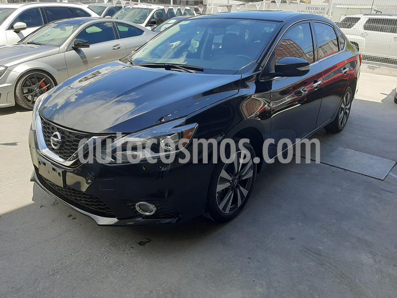 Foto Nissan Sentra Exclusive Aut  usado (2018) color Negro precio $280,000