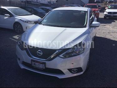 Foto Nissan Sentra Advance Aut usado (2017) color Blanco precio $220,000