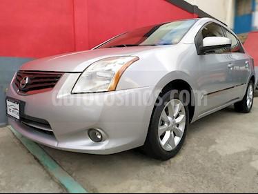 foto Nissan Sentra Custom usado (2011) color Plata precio $95,900