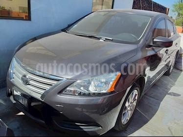 Nissan Sentra Sense usado (2016) color Hierro Encendido precio $145,000