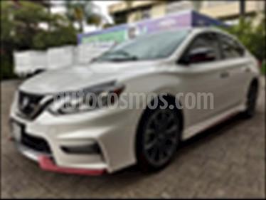 Foto Nissan Sentra Nismo usado (2018) color Blanco precio $339,000