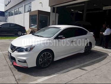Foto Nissan Sentra Nismo usado (2019) color Blanco precio $354,900