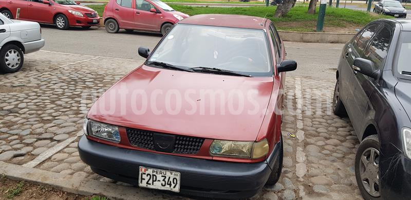 Nissan Sentra Clasico L4,1.8i,16v A 2 1 usado (1993) color Rojo precio u$s2,800