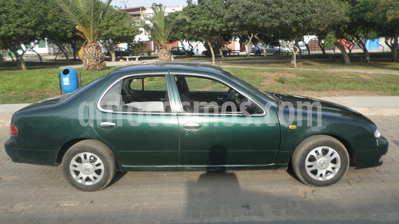 Nissan Sentra 1.8 usado (1997) color Verde precio u$s3,800